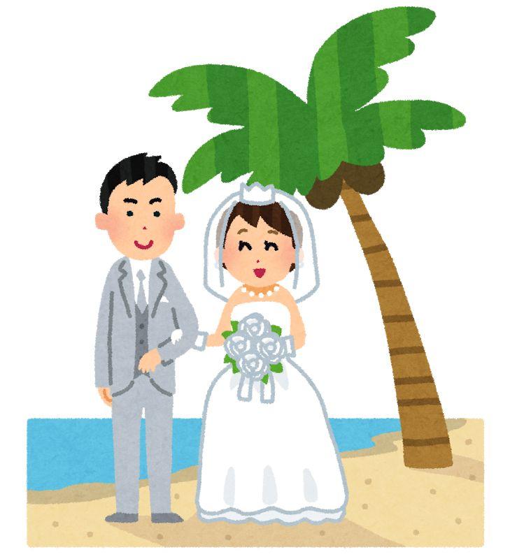 海外結婚式