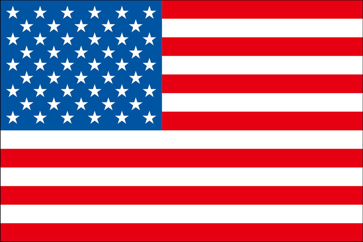 国旗:アメリカ