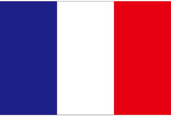 国旗:フランス