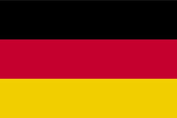 国旗:ドイツ