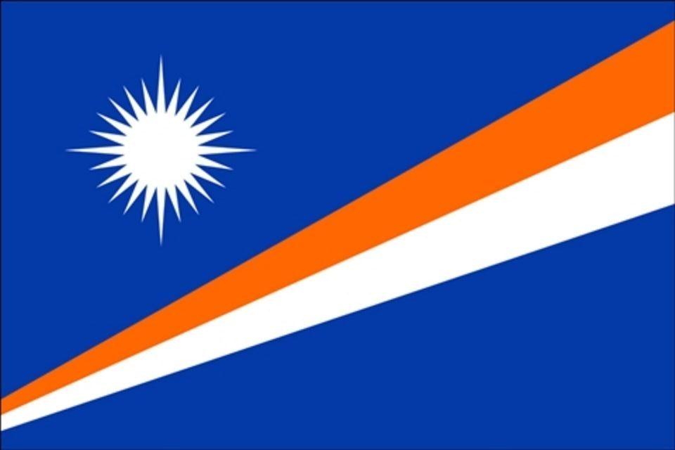 国旗:マーシャル諸島