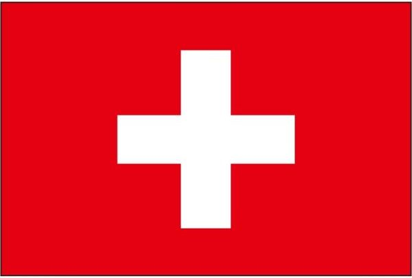 国旗:スイス