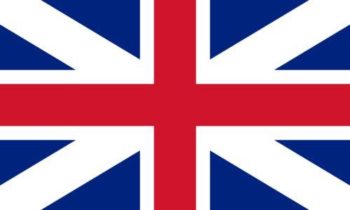 国旗:イギリス