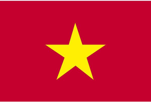 国旗:ベトナム