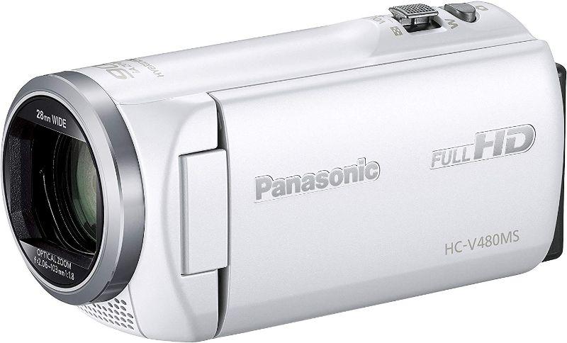 パナソニック・デジタルハイビジョンビデオカメラ HC-V480MS