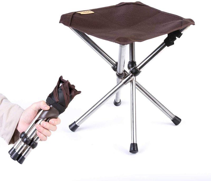 KVASS アウトドアチェア 折りたたみ椅子