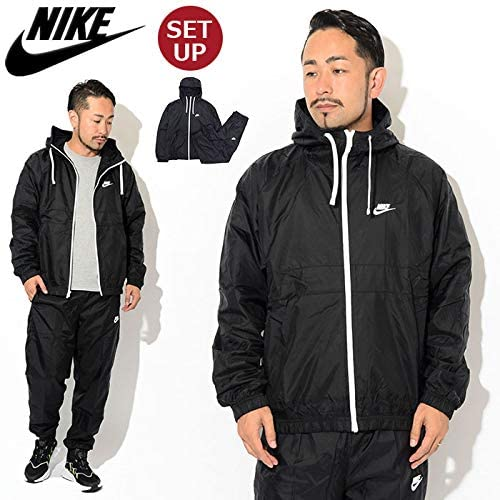 NIKE CE Woven Hoodie Track Suit JKT & Pant